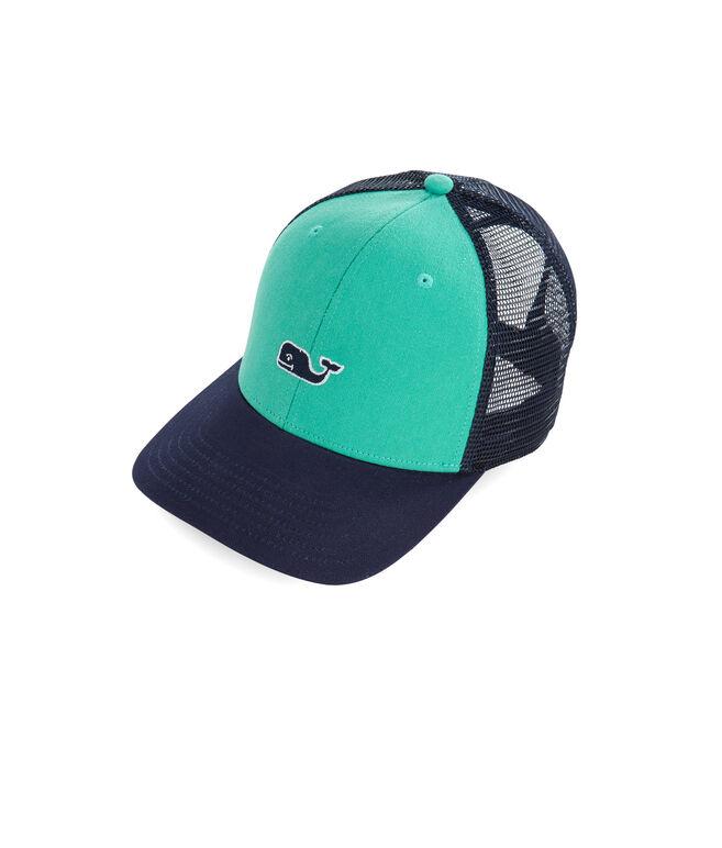 High Profile Whale Logo Trucker Hat