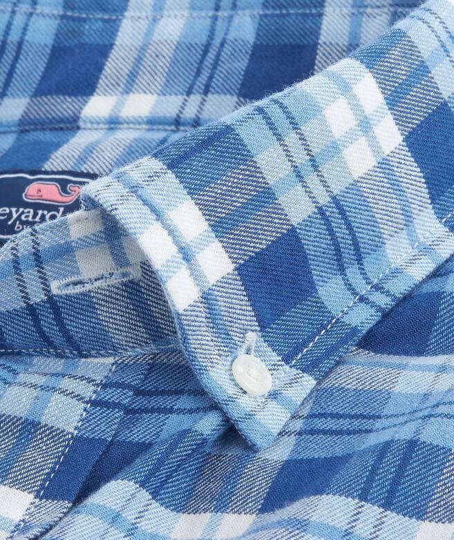 Atlantic Coast Beach Flannel Murray Shirt