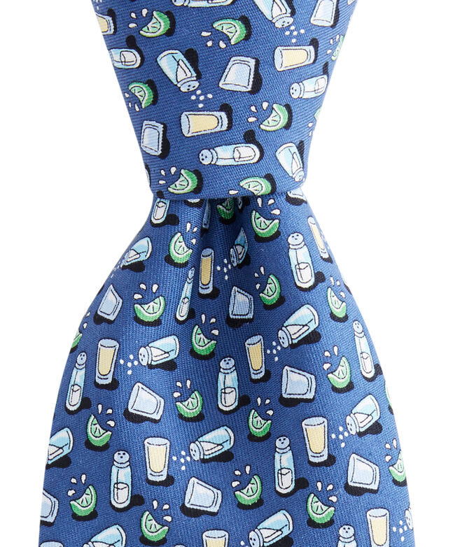 Tequila & Lime Tie