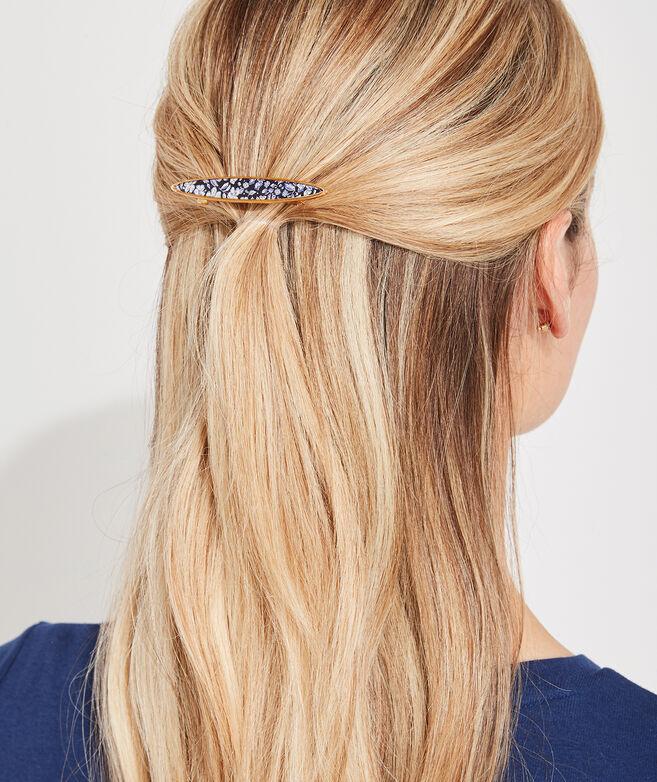 Hibiscus Floral Hair Clip