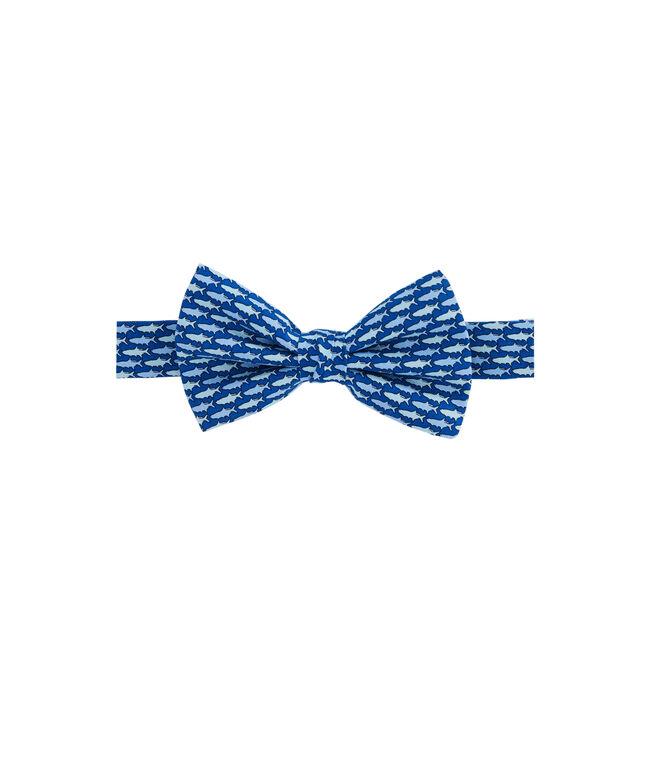 Boys Tonal Tarpon Bow Tie
