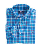 Plaskett Creek Plaid Performance Flannel Classic Tucker Shirt