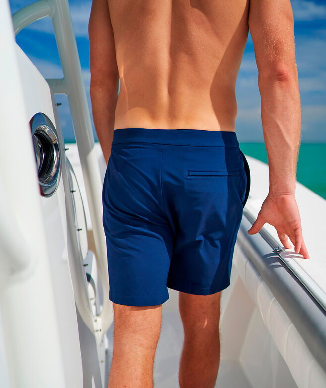 8 Inch Performance Sandbar Shorts