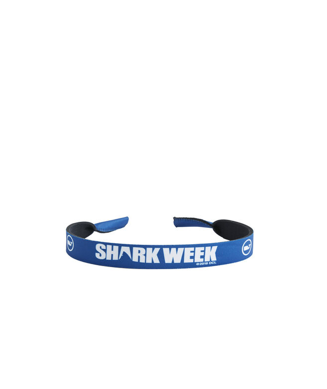 Shark Week Logo Croakie