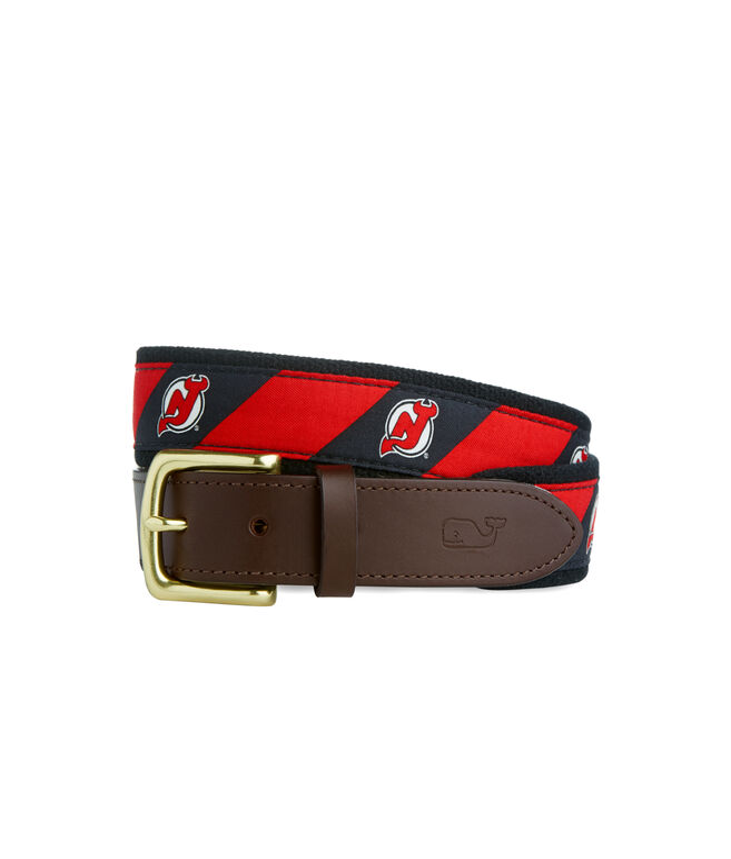 New Jersey Devils Belt