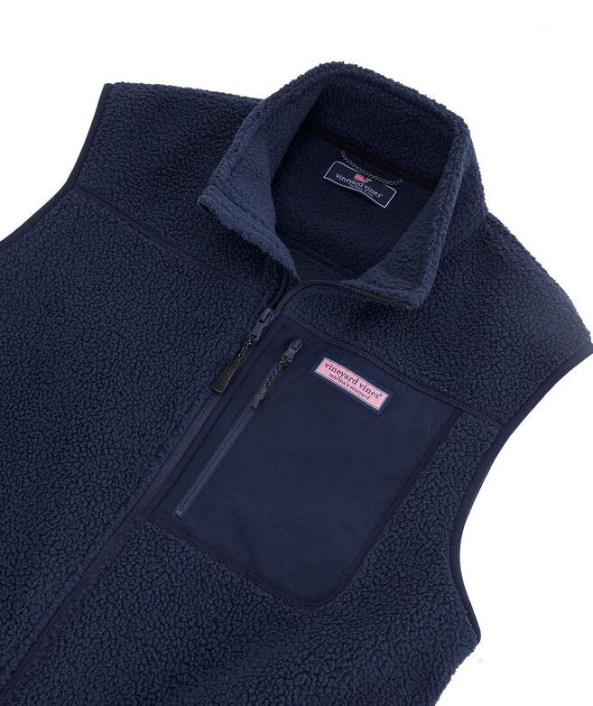 Big & Tall Stillwater Sherpa Vest