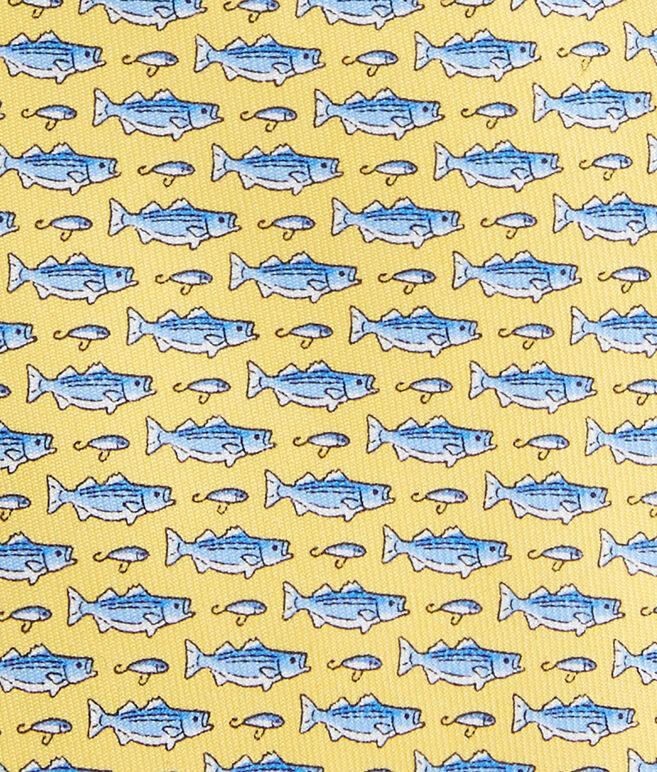 Fish & Hook Tie