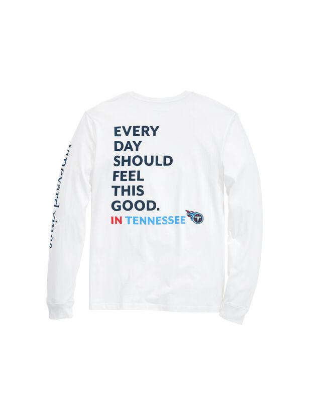 Tennessee Titans Long-Sleeve EDSFTG T-Shirt