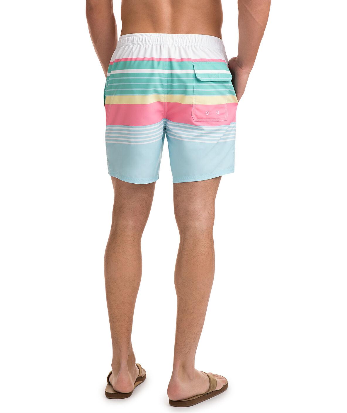 023c127e6b6f2 Boca Bay Stripe Chappy Trunks. Zoom In