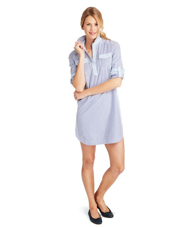 Striped Margo Shirt Dress