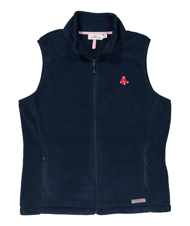 Boston Red Sox Womens Westerly Vest