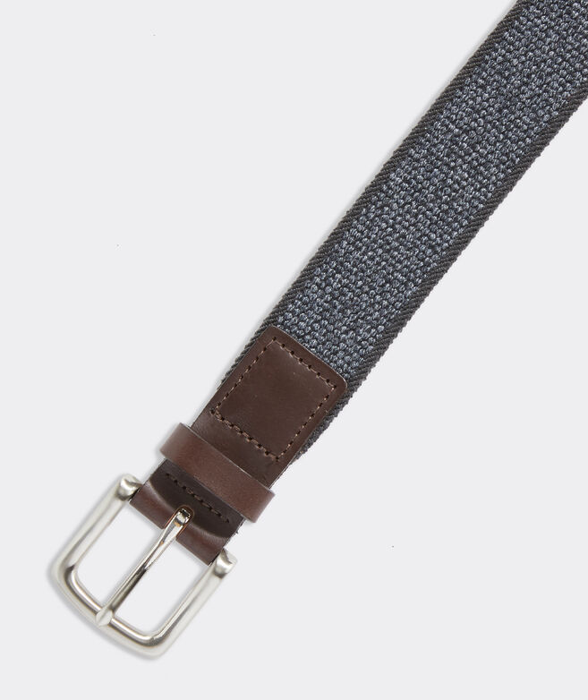 Heathered Bungee Belt