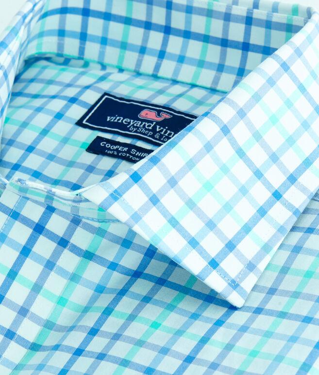 Tanger Tattersall Cooper Dress Shirt