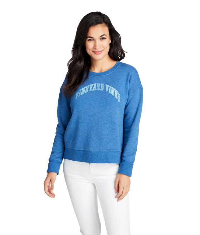 Two-Tone vineyard vines Logo Sweatshirt