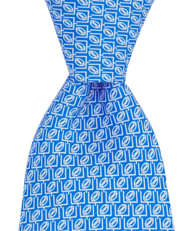 Field Goal Geo Printed Tie