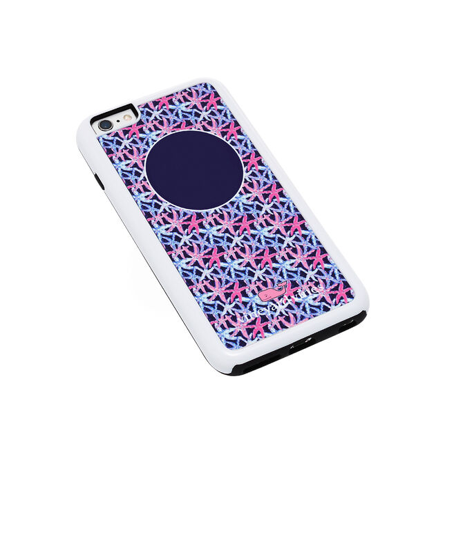 Monogrammed Starfish iPhone 6 Plus Case