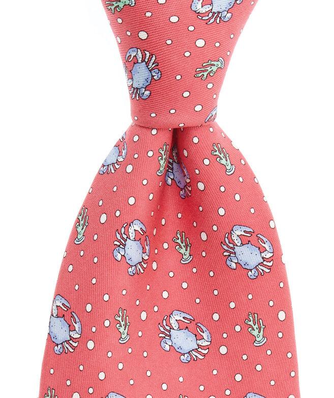 Extra Long Crab Tie