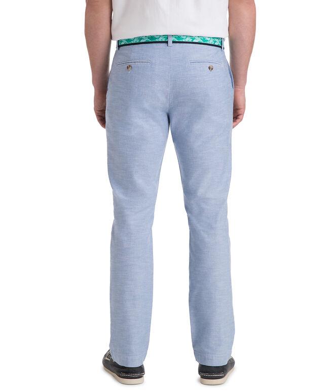 Chambray Breaker Pants