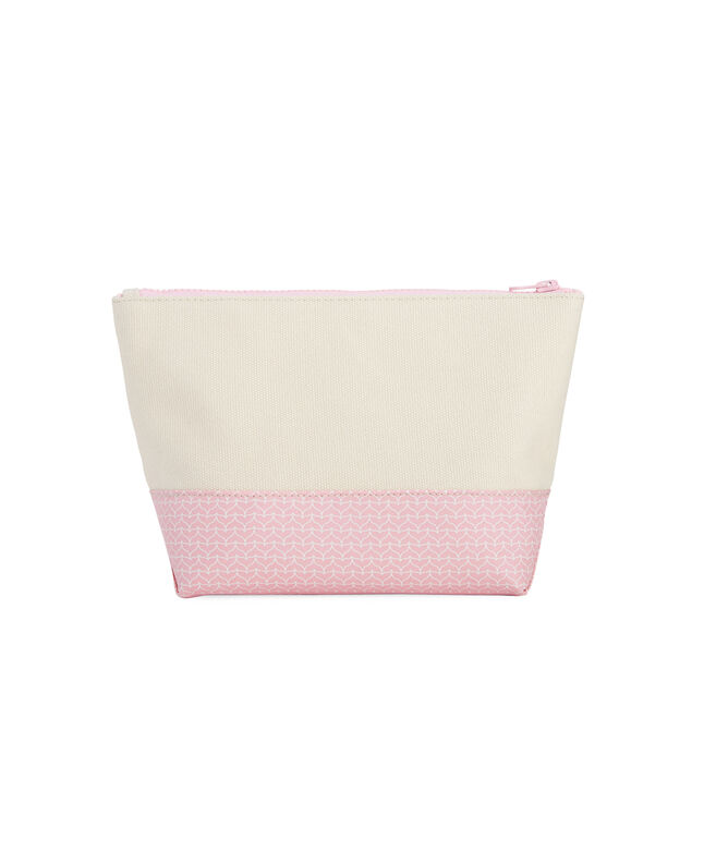 Whale Tail Cosmetic Case