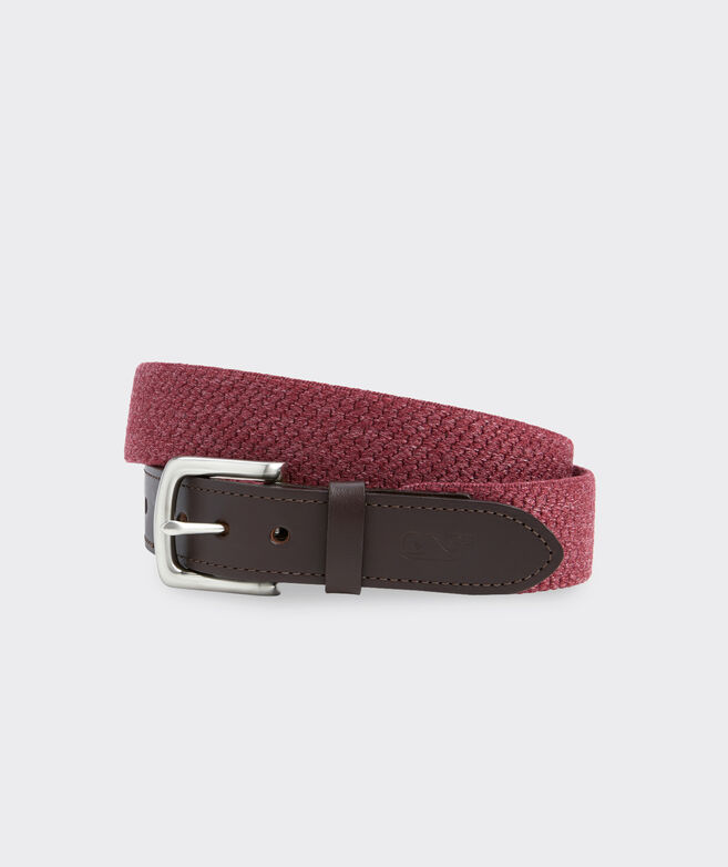 Spinnaker Heathered Bungee Belt