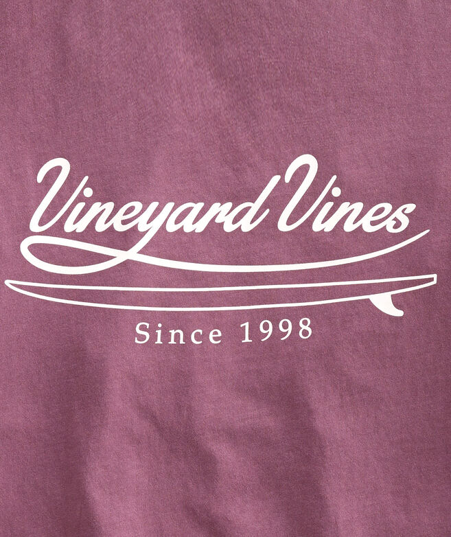 Vineyard Surf Script Short-Sleeve T-Shirt