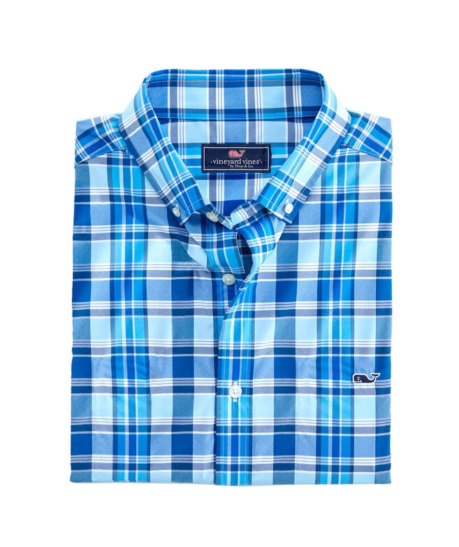 OUTLET Boys' Topsail Performance Whale Shirt