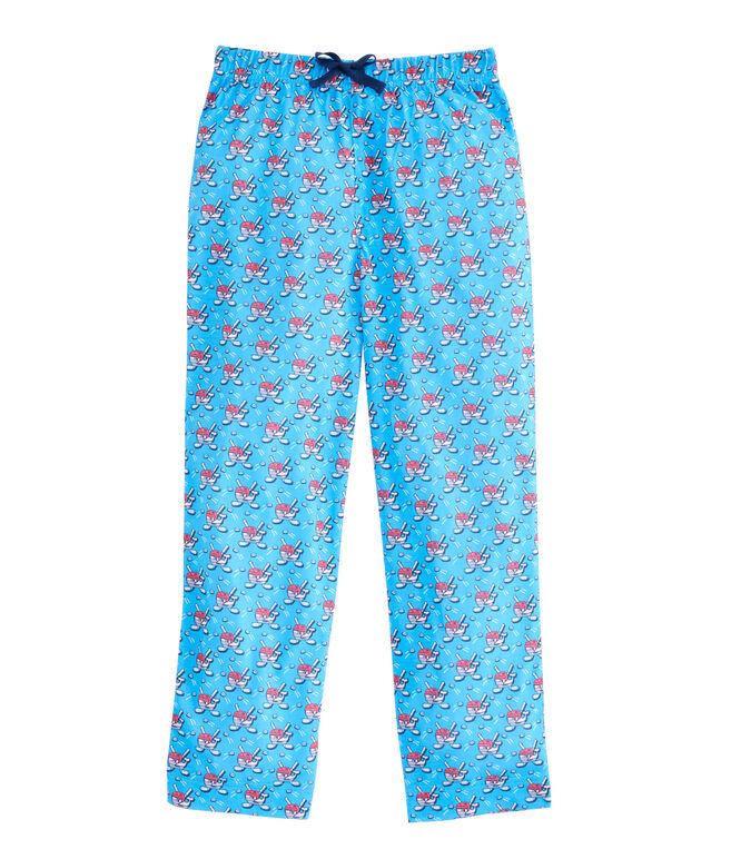 Boys Hockey Whale Lounge Pants