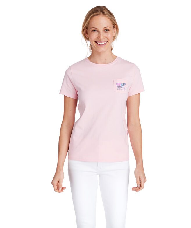 Run For The Roses Pocket Tee