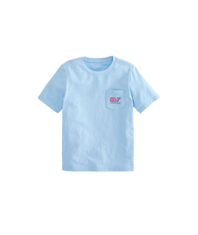 Boys Island Palm Whale Fill T-Shirt
