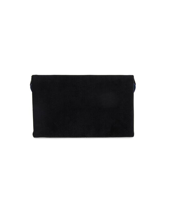 Velvet Envelope Clutch