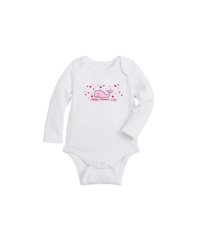Baby Valentine Graphic Bodysuit