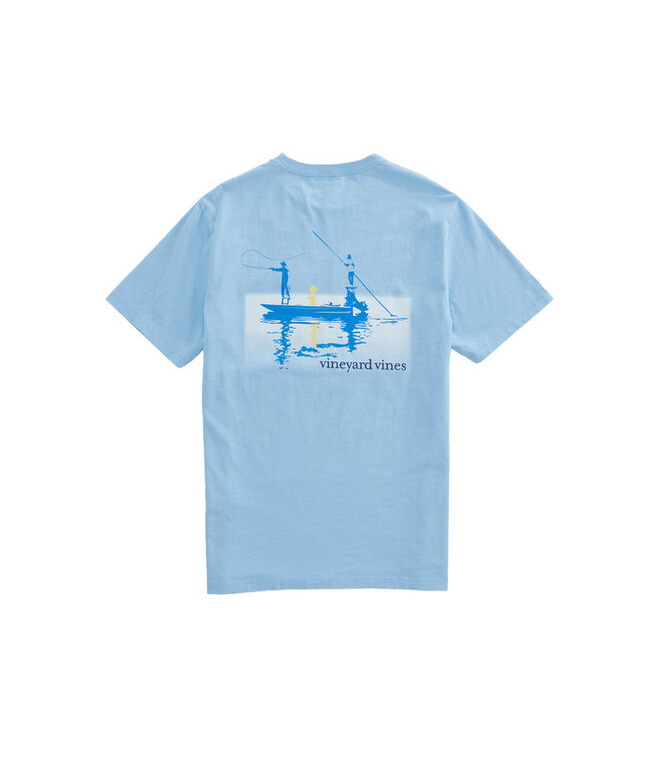 Sunset Flats Pocket T-Shirt