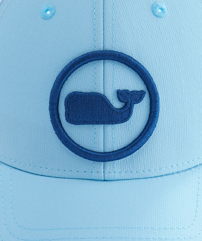 Whale Dot Performance Trucker Hat