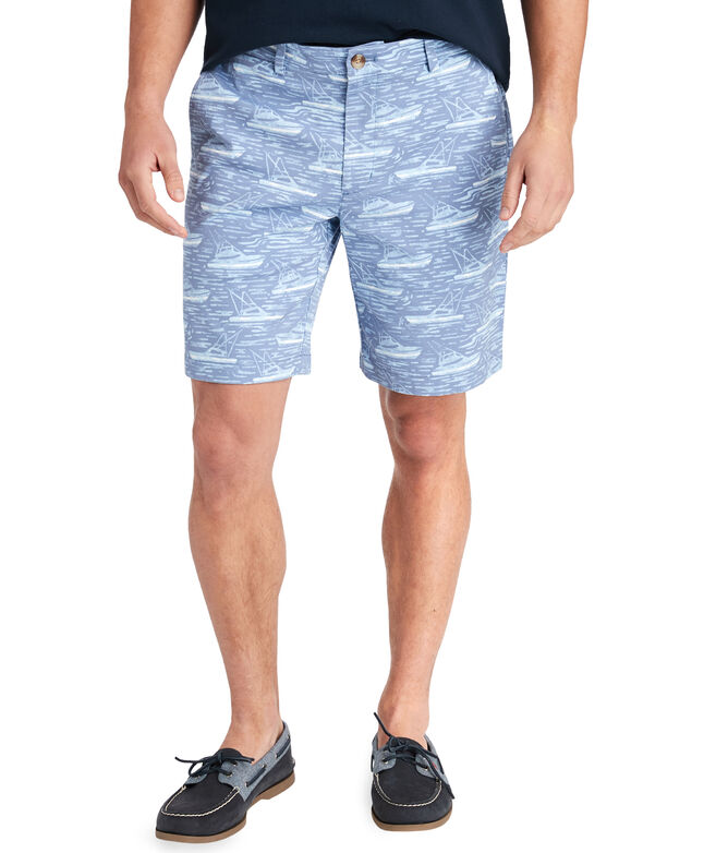 9 Inch Summer Sailing Breaker Shorts