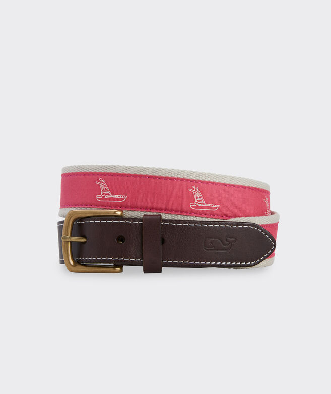 Sportfisher Canvas Club Belt