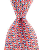 Top View Fish Tie