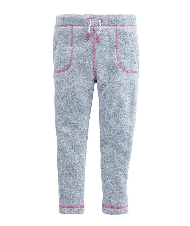 Girls Sweater Fleece Joggers