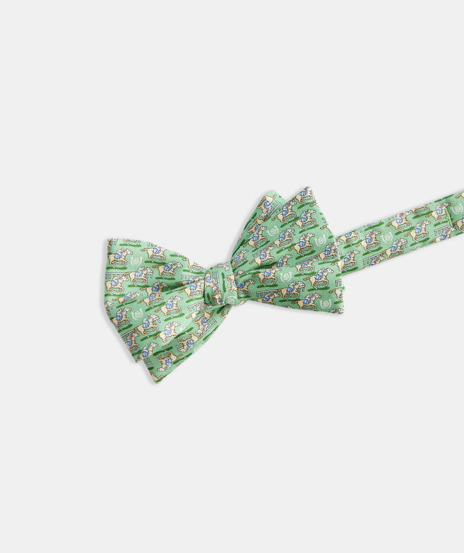 Kentucky Derby Final Stretch Bow Tie