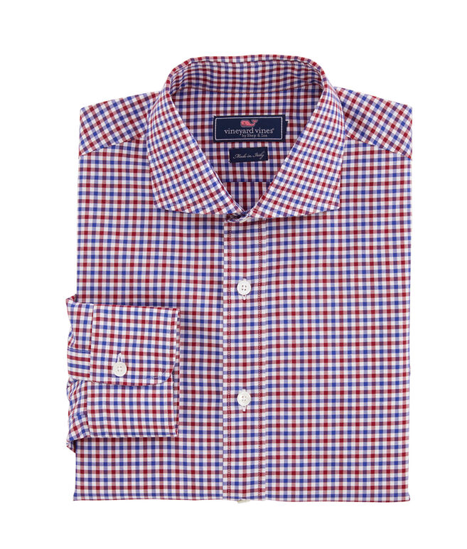 Large Tattersall Greenwich Shirt