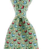 Extra Long Guacamole Tie