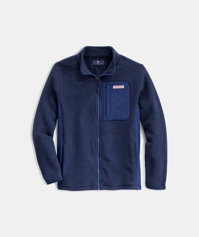 Harbor Fleece Full-Zip Jacket