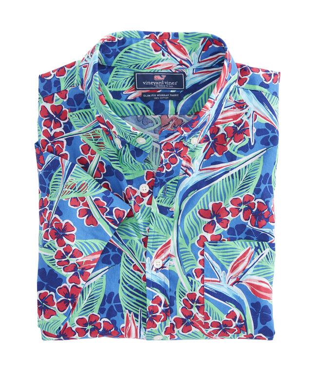 Short-Sleeve Laurel Hill Slim Murray Shirt