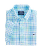 Meads Bay Classic Short-Sleeve Tucker Shirt