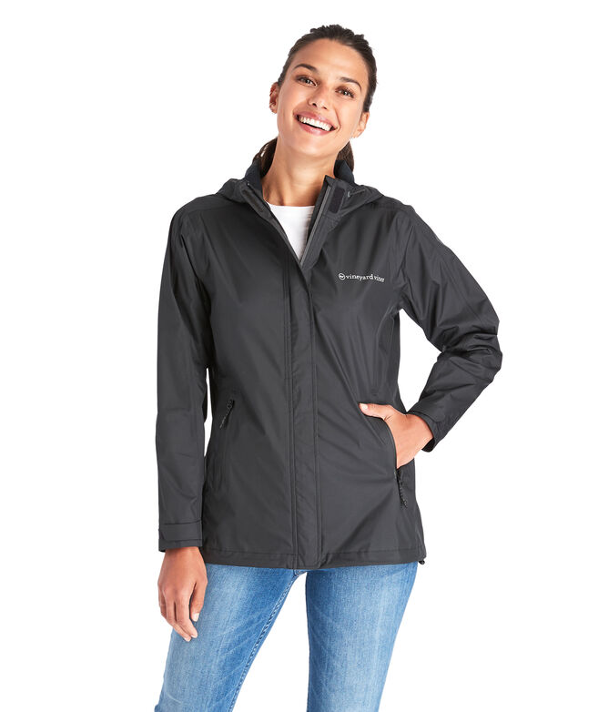 Stow-and-Go Rain Jacket