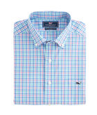 Phinneys Plaid Slim Tucker Shirt