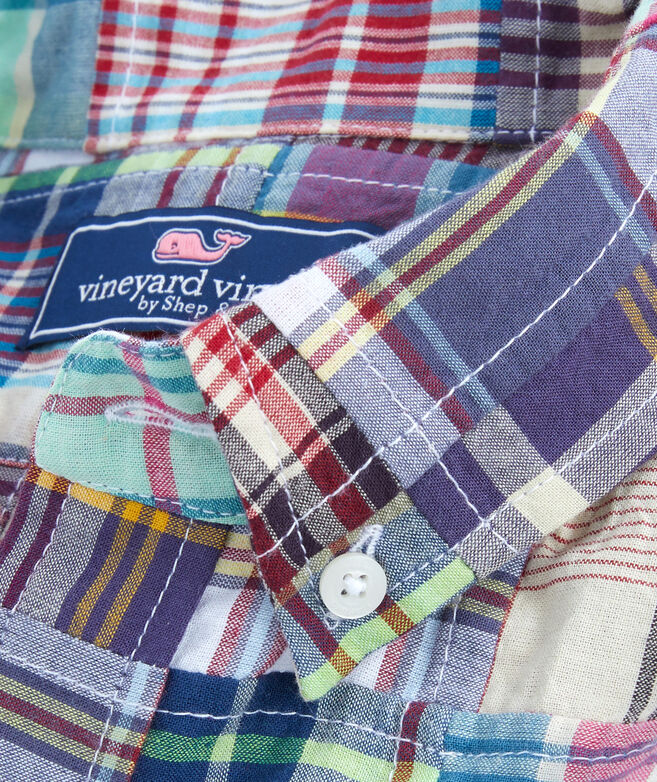 Classic Belmar Madras Murray Shirt