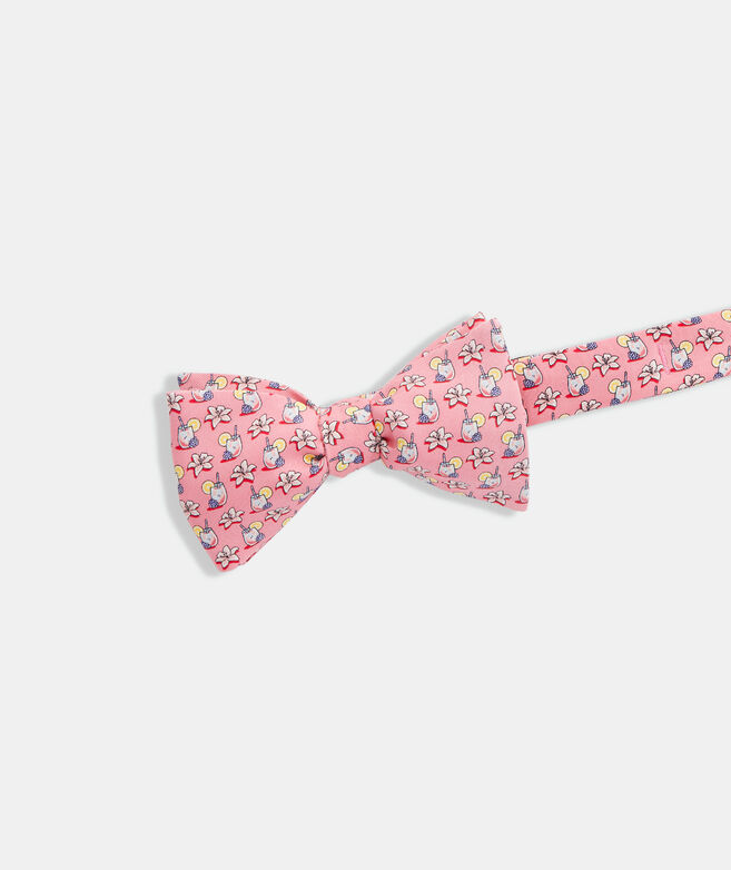 Kentucky Derby Lily Bow Tie