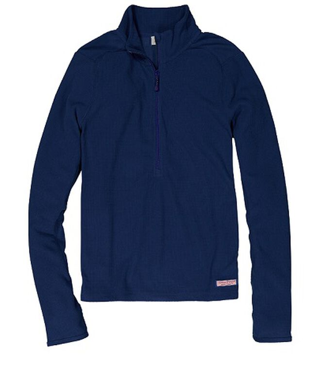 Womens Performance Grid Fleece