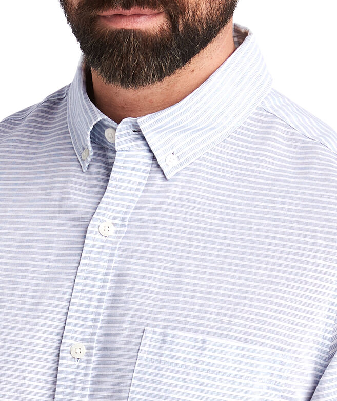 Slim Kenepa Stripe Murray Shirt