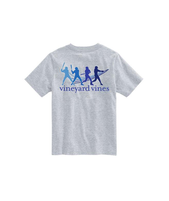 Boys Tonal Homerun Pocket T-Shirt